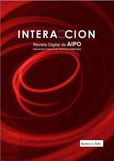 "First issue of the ""Interacción"" journal"